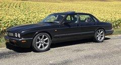 Jaguar XJR en Daimler