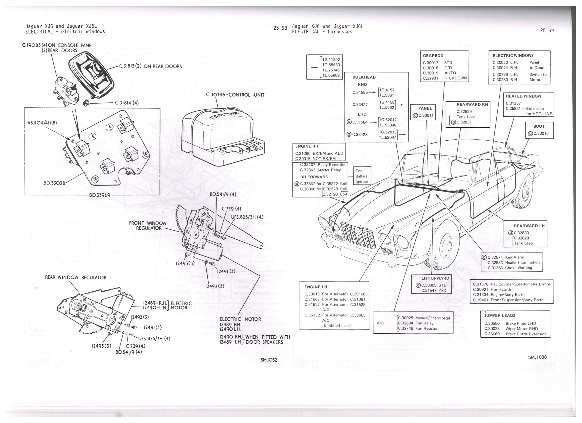 1971 xj6 - pagina 3 - foto u0026 39 s  schema u0026 39 s