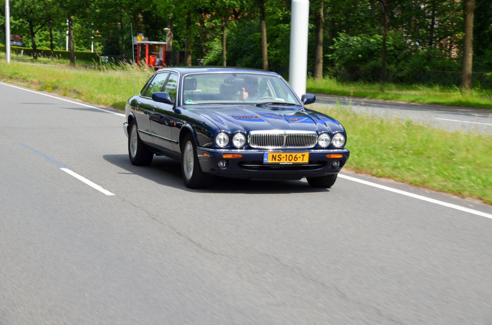 Sjoerd's XJ X308