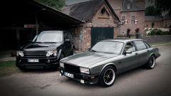 Arden AJ5 en Arden Range Rover