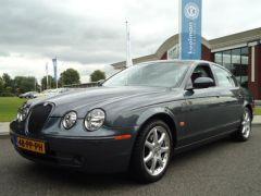 jaguar S type 2004