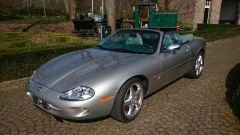 Jaguar XKR Convertible foto 1