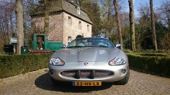 XKR convertible uit 1999