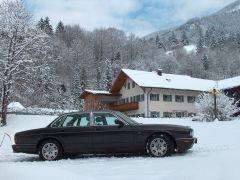 Zuid Duitsland in de sneeuw